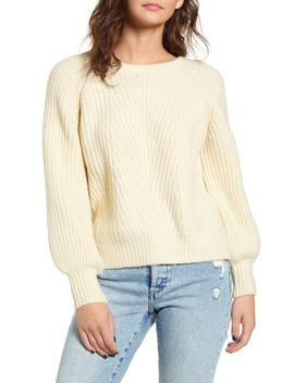 Shaker Sweater by All In Favor
