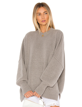 Easy Street Tunic In Grey by Free People