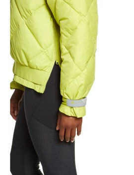Diamond Quilter Half Zip Pullover by Adidas By Stella Mccartney