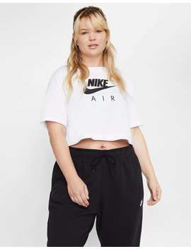 Nike Air Women's Short Sleeve Top (Plus Size) by Jd Sports