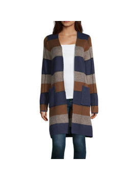 Alyx Womens Long Sleeve Striped Cardigan by Alyx