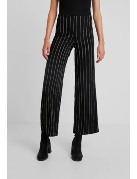Elin Trousers   Stoffhose   Black by Gina Tricot