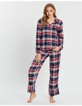 Check Revere Pyjamas by Marks & Spencer