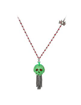 Evil Queen Poisoned Apple Pendant Necklace By Betsey Johnson – Pre Order | Shop Disney by Disney