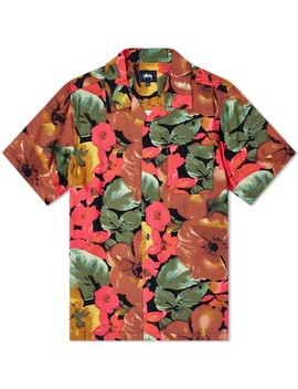 Stussy Watercolour Flower Shirt by Stüssy