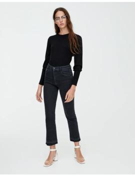 Jeans Kick Flare Básicos by Pull & Bear