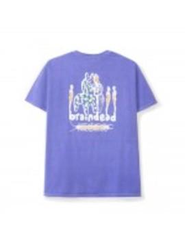 Brain Dead Breathing Problems T Shirt (Purple) by Dover Street Market