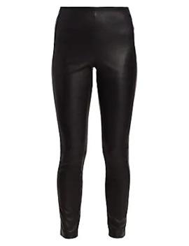 Simone Leather Pants by Rag & Bone