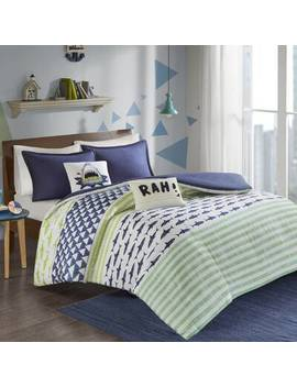 Aaliyah Reversible Coverlet Set by Viv + Rae