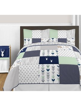 Woodsy Comforter Set by Sweet Jojo Designs