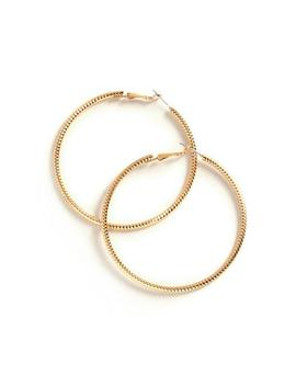 Hoop Earrings by Primark