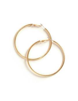 Hoop Earrings by Primark