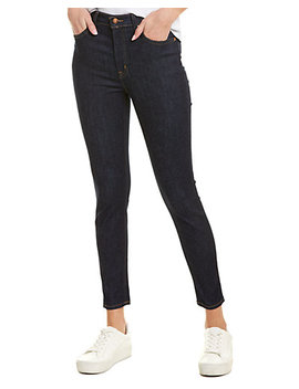 J.Crew Jeans High Rise Toothpick Medium Worn Indigo Wash Skinny Leg by J.Crew