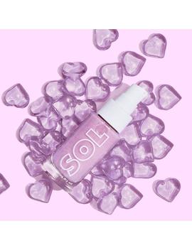 """Lilac           <Span Class=""""Product Details  Type"""">Sol Shimmering Dry Oil</Span> by Colourpop"""