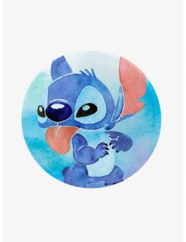 Disney Lilo & Stitch Watercolor Button by Hot Topic