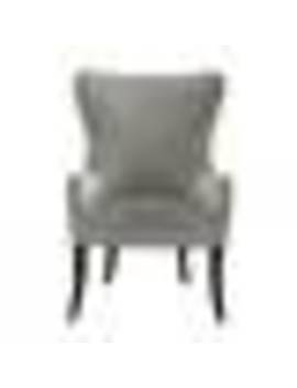 Mercer41 Schwartz Wingback Chair by Wayfair
