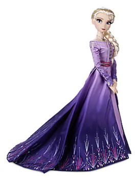 Disney's Frozen 2 Limited Edition Elsa Doll by Disney