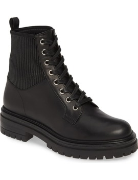 Combat Boot by Gianvito Rossi