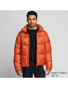 Men Ultra Light Down Puffer Jacket (4) by Uniqlo