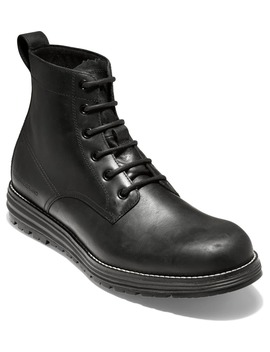 Original Grand Waterproof Plain Toe Boot by Cole Haan
