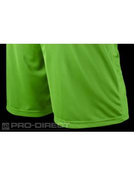 Short In Maglia Nike Park Ii Football   Verde Chiaro/Bianco by Pro Direct Soccer