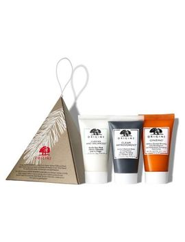 Origins Festive Favorites   Best Selling Trio To Cleanse, Hydrate & Detox by Origins
