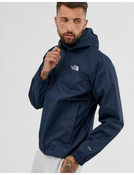 The North Face Quest Jacket With Hood In Navy by The North Face