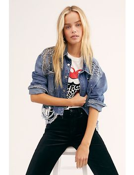 Karolina Denim Jacket by Free People