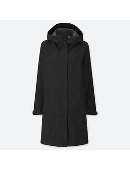 Women Blocktech Hooded Coat (70) by Uniqlo
