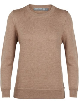 Muster Crewe Sweater   Women's by Icebreaker