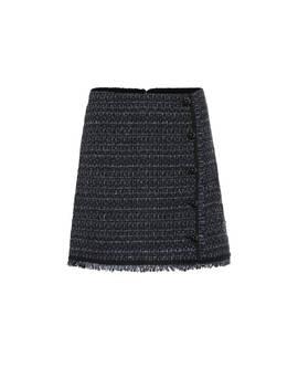 Mirabelle Tweed Miniskirt by Veronica Beard