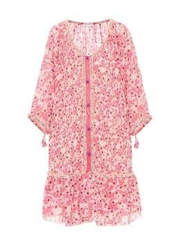 Floral Cotton Minidress by Poupette St Barth