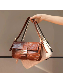 2019 New Luxury Handbags Women Bags Designer Alligator High Quality Female Shoulder Bags Fashion Leather Purses And Handbags by Ali Express.Com