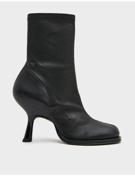 Stretch Boot In Black by Simon Miller Simon Miller