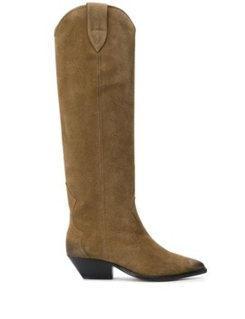 Knee High Boots by Isabel Marant