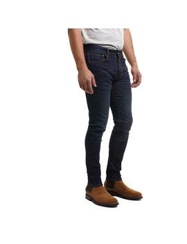 Johnny Stretch Jeans Skinny Fit   Dark Rinse by Peter Manning