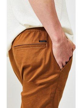 Pac Sun Tan Skinny Jogger Pants by Pacsun