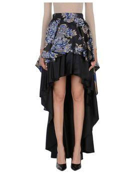 Knee Length Skirt by Christian Pellizzari