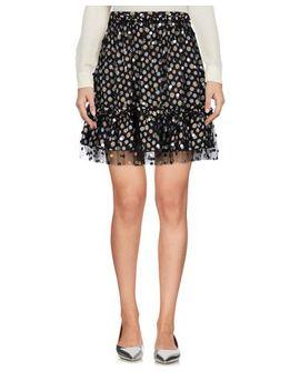 Mini Skirt by Marco De Vincenzo