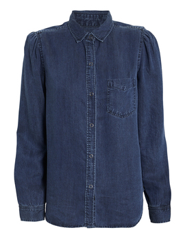 Madelyn Chambray Button Down Shirt Madelyn Chambray Button Down Shirt by Rails Rails
