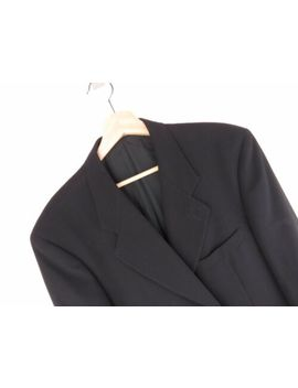 Vtg189 Giorgio Armani Blazer Original Wool Cashmere Made In Italy Size 50/ 42 Uk by Ebay Seller