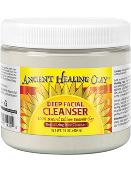 Deep Facial Cleanser by Ancient Healing Clay