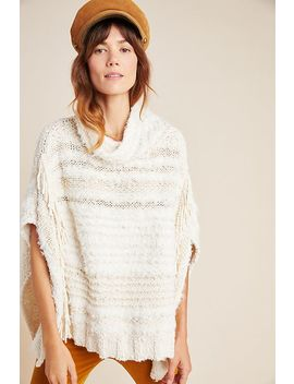 Marilyn Poncho by Anthropologie