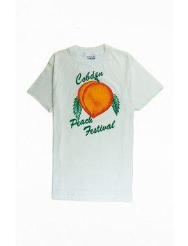 Goat Vintage '80s Peach T Shirt by Pacsun