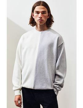 Zanerobe Splice Crew Neck Sweatshirt by Pacsun