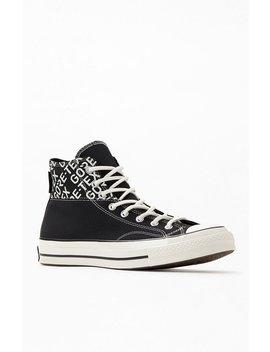 Converse Black Chuck 70 Gore Tex® High Top Shoes by Pacsun