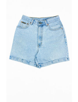 Goat Vintage '80s Calvin Klein High Waisted Denim Shorts by Pacsun