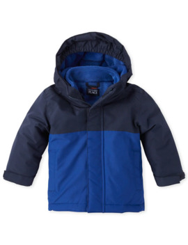 Toddler Boys Colorblock 3 In 1 Jacket by Children's Place
