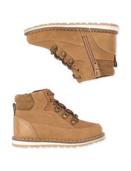 Toddler Boys Lace Up Boots by Children's Place