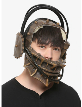 Saw Reverse Bear Trap Mask by Hot Topic